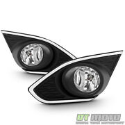 Replacement 2013 2014 2015 Chevy Spark Bumper Fog Lights Driving Lamps W/switch