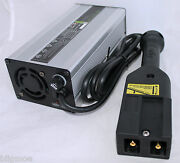New 48 Volt Battery Charger Golf Cart 48v Charger 6a For Ez Go Club Car Ds Ezgo