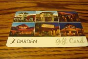 Olive Garden And More Gift Card No Value-never Used Or Activated Collectable