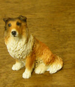 Castagna Mini Dog Figurines 362 Collie, Made In Italy, Nib From Retail Store