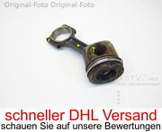 Piston Connecting Rod For Nissan Qashqai 2.0 Dci110 Kw 02.07- 150 Ps