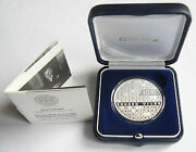 Estonia 150 Years Eduard Vilde Silver Coin 10 Euro 2015 Proof In Box With Cert