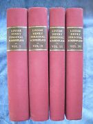 S.s. Van Dine And Charlie Chan Scripts From 1930s Hollywood Actress Louise Henry