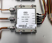 Pin Switch Cmc 7w858 10mhz-13ghz Sma Pin Diode Switch