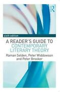 A Readerand039s Guide To Contemporary Literary Theory By Raman Selden English Paper