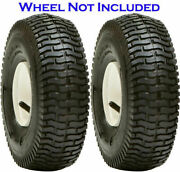 Transmaster S365 Lawn And Garden Turf Tire 4ply 13x5.00-6 Pack Of 2