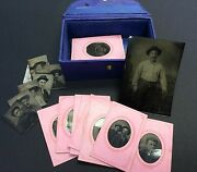 Collection Of Early American Tintypes