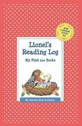 Lionel's Reading Log My First 200 Books Gatst By Martha Day Zschock English