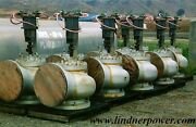 Dresser-consolidated Safety Relief Valves 18 X 22 In,