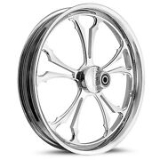 Dna C-2 Chrome Forged Billet Wheel 16 X 5.5 Rear Harley 2009+ Touring