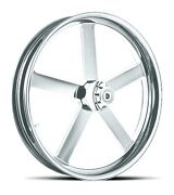 Dna Victory Chrome Forged Billet 21 X3.25 Front Wheel Harley Dyna Sportster