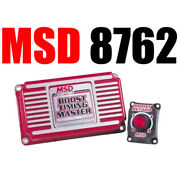 Msd 8762 Boost Timing Master For Use With Msd Ignition Control New In Stock Look