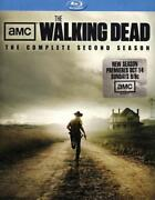 The Walking Dead The Complete Second Season New Blu-ray