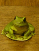 Animal Figurines By Castagna 0143 Frog, 1.7, Made In Italy, From Retail Store