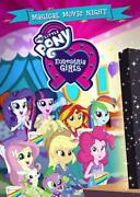 My Little Pony Equestria Girls - Magical Movie Night Used - Very Good Dvd