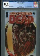 Walking Dead 27 First Governor Cgc 9.4 Wp