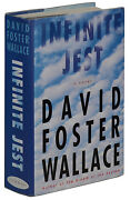 Infinite Jest David Foster Wallace First Edition 1996 1st Printing