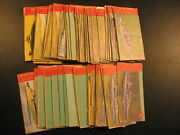 Lot 72 1956 Peco Ships And Planes Mostly Ex