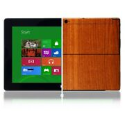 Skinomi Light Wood Skin+screen Protector Cover For Microsoft Surface Windows Rt
