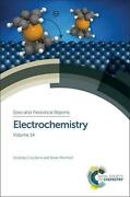 Electrochemistry Volume 14 By Craig Banks English Hardcover Book Free Shippin