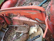 1962 62 Ford Sunliner Galaxy 500 Xl Convertible Rear Seat Metal Panel Boot Oem