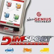 Dimsport Genius V2 Tuning Tool With Truckscarlcv And Bikes With 12 Months Update