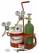 Smith Propane Caddy Kit Complete Model 23-1015p Jewelry Casting Metal Soldering