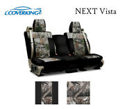 Coverking Custom Seat Covers Neosupreme With Next Camo - Choose Color And Rows