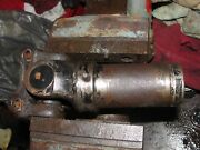 Used Oe Mercedes Heckflosse W110190c190d Frontrear Driveshaft U-joint Assembly
