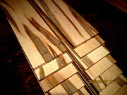 Packages Of Thin Premium Kiln Dried Sanded Ambrosia Maple Lumber