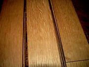 Packages Of Thin Premium Kiln Dried Sanded Rift And Quartered White Oak Lumber