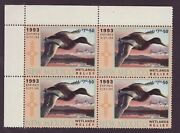 Nm3gc New Mexico State Duck Stamp Governor Ed. Contingency Plate Nm3gcb0 Dss
