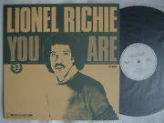 Promo Only / Lionel Richie You Are / Dazz Band On The One For Fun / Japan