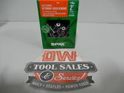 Spax Screws Made In Usa 2 Hcr-x Exterior 10, 5lbs