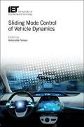 Sliding Mode Control Of Vehicle Dynamics English Hardcover Book Free Shipping
