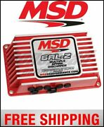 Msd Ignition Msd 6al-2, With 2-step Limiter, 4, 6, 8-cyl.