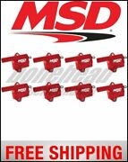 Msd Ignition Coils, Pro Power, Gm L-series Truck 99-07, 8-pack