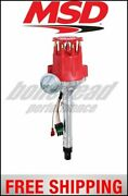 Msd Ignition Distributor, Chevy V8 With Internal Module