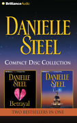 Danielle Steel – Betrayal And Until The End Of Time 2-in-1 Collection Compact Dis