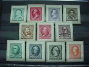 Noblespirit Th1 Complete Us Die Proof Set 219p2-229p2 Only 85 Sets Issued