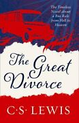 The Great Divorce Cs Lewis Signature Classic By Lewis, C. S. 0007461232 The