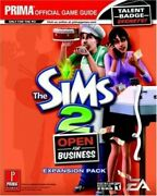 The Sims 2 - Open For Business Expansion Pack The Of... By Kramer, G. Paperback
