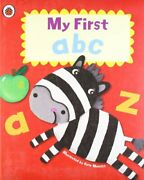 My First Abc By Merritt, Kate Board Book Book The Fast Free Shipping