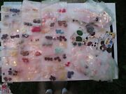 Large Lot Of Antique Vintage Sewing Buttons Individually Packaged Great Designs