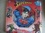 Superman - My First Puzzle Book Book The Fast Free Shipping