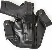Xtreme Carry Rh Lh Iwb Leather Gun Holster For Kimber Pro Covert 4