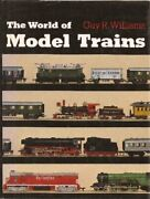The World Of Model Trains By Williams Guy R. 0233962271 The Fast Free Shipping