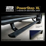 04-08 Ford F-150 Supercrew Amp Power Step Xl Folding Side Steps Running Boards