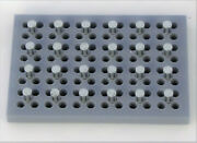 96 Well Magnetic Bead Separation Separator Stand Rack Pcr Plate 0.2ml Strip Tube