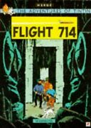 Flight 714 The Adventures Of Tintin By Herge 0749702311 The Fast Free Shipping